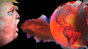 Climate Change is being hastened by poor global leadership