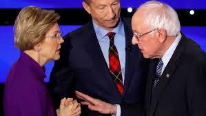 Sanders, Warren and the Democratic Primaries.