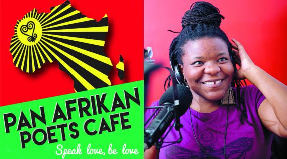 Pan Afrikan Poets Cafe Project 2017. Photo by Wendy Yap.