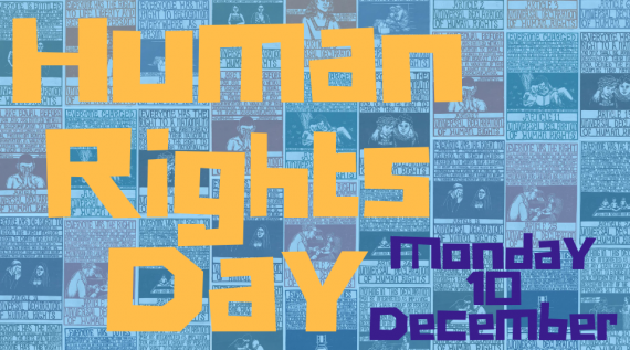 Human Rights Day 2018, Monday 10 December