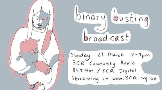 Binary Busting Broadcast
