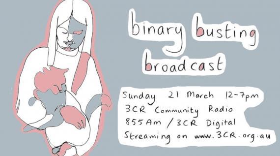 Binary Busting Broadcast