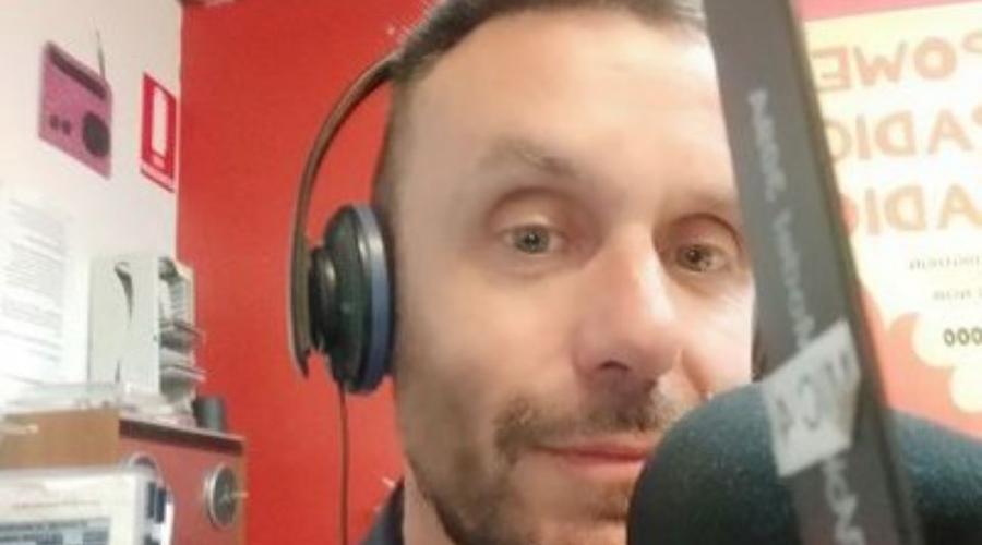 James McKenzie In Ya Face, 3CR presenter