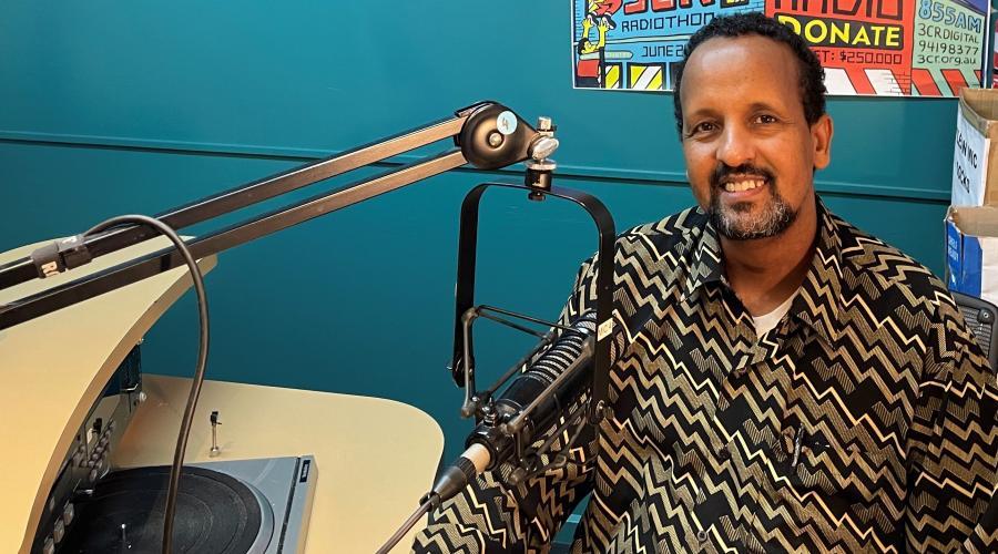 Somali Language Show host Hamdi 2021