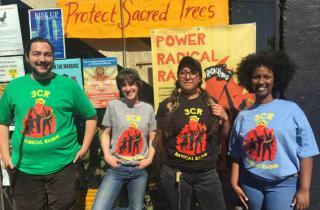 3CR radical radio t-shirts