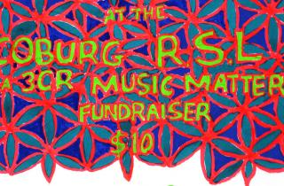 Music Matters fundraiser
