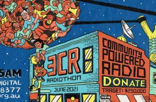 3CR Radiothon June 2021