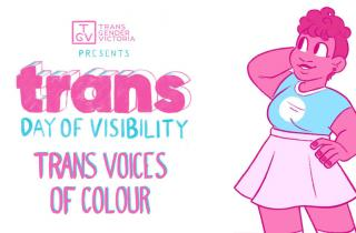 Transgender Vic presents Trans Day of Visibility 2019