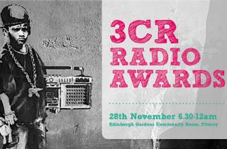 3CR Awards 2014