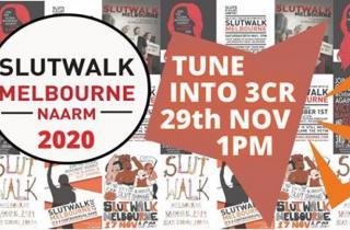 Slutwalk Melbourne 29 November 1pm broadcast